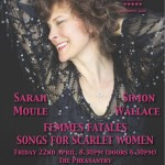 FEMMES FATALES POSTER MARCH 2016